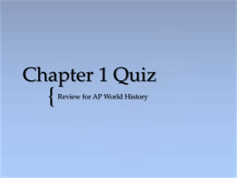 How to Approach AP World History Free-Response Questions